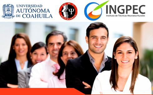 Diplomado universitario neuroescritura en selección de personal y evaluación de capital humano.Un programa conjunto de la Universidad Autónoma de Coahuila e Ingpec.