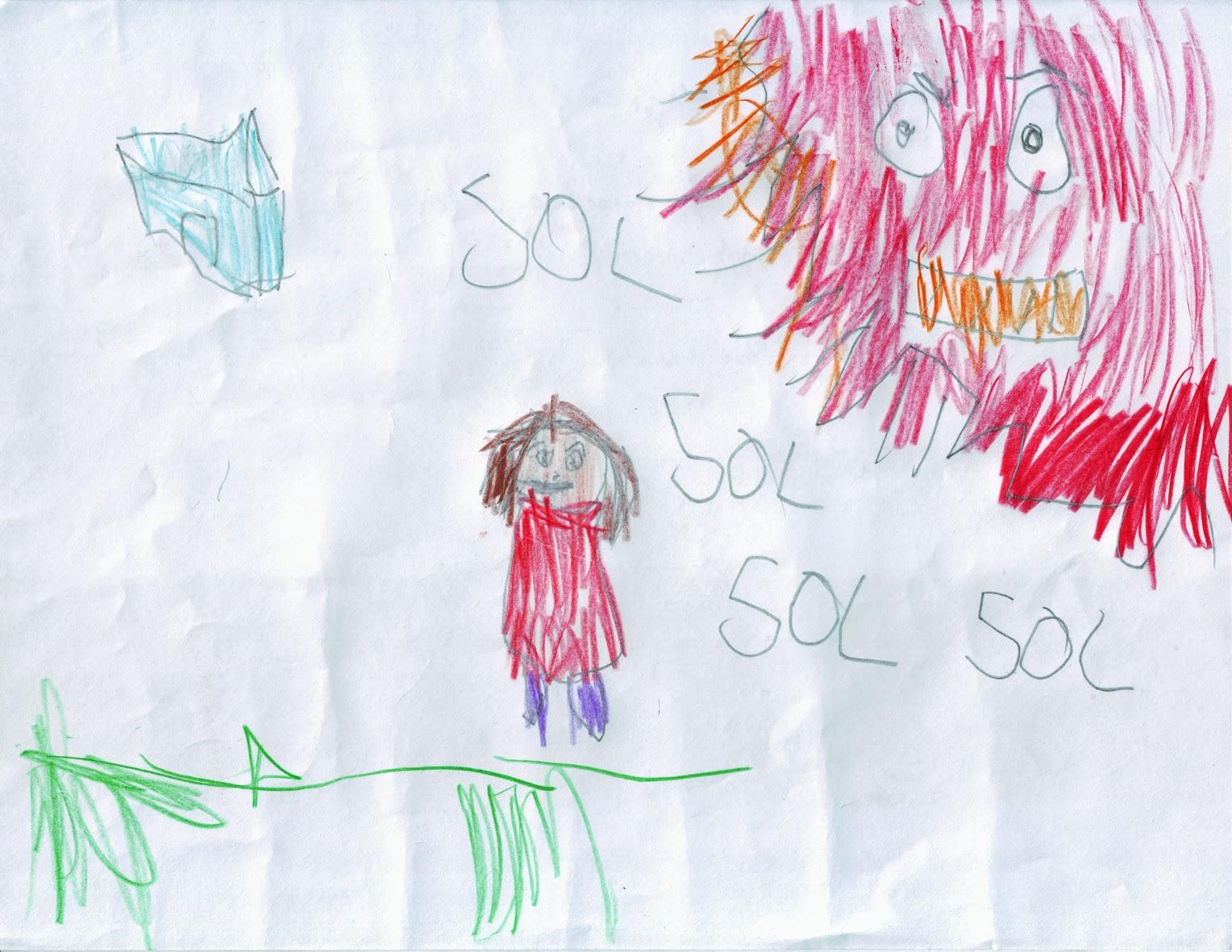 Cómo Se Expresa Un Niño Maltratado A Través De Los Dibujos