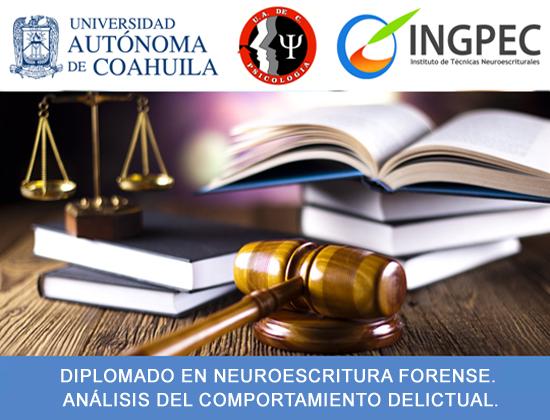Diplomado en neuroescritura forense