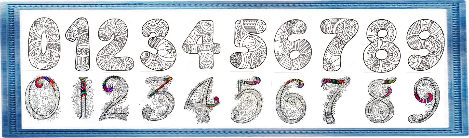 Zentangle, neuroescritura creativa para el fomento de la concentración.