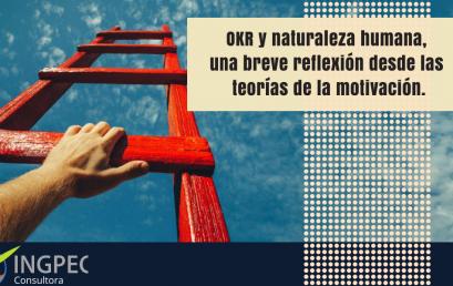 OKR y las teorías de la motivación.